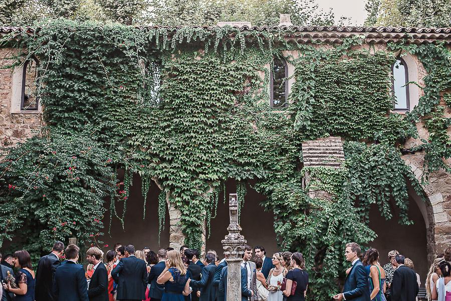 Mariage au Château Sainte Roseline