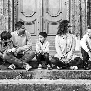 Séance photo de Famille  Lyon