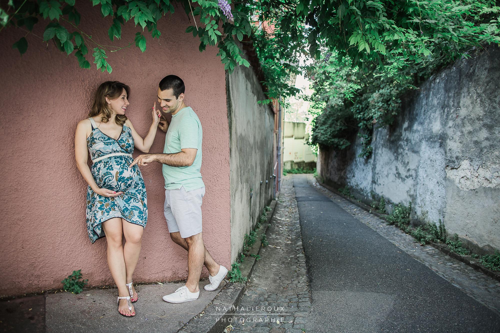 Nathalie Roux Photographe Grossesse Photo Lyon Paris Genève Annecy bébé