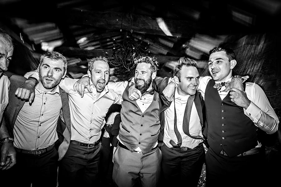 photo de soirée de mariage Domaine de Bellevue