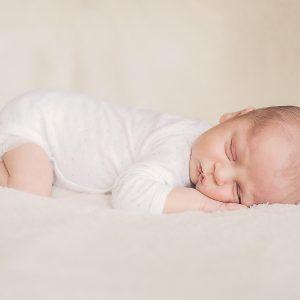 Séance photo de  bébé à domicile
